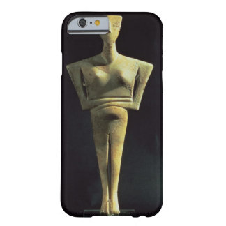 Cycladic female figure, from the Island of Amorgo, Barely There iPhone 6 Case