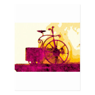 Cycle 2 postcard