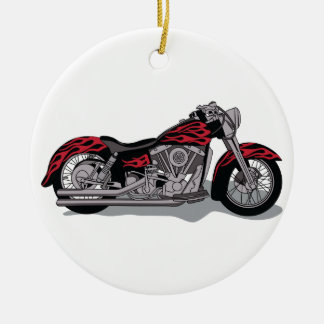 Cycle Christmas Ornament