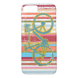 cycle . cycling & stripes iPhone 7 case