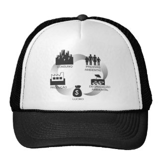 CYCLE environmental production Trucker Hat