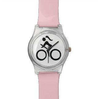 Cycle Girl Watch