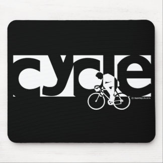 Cycle Mouse Mat