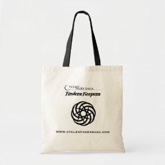 Cycle of Ages Saga: Finders Keepers -- Tote Bag