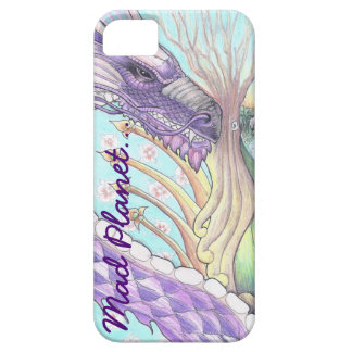 Cycle of Life Dragon Drawing iPhone 5 Cover