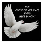 Cycle of Violence Ends Here Poster