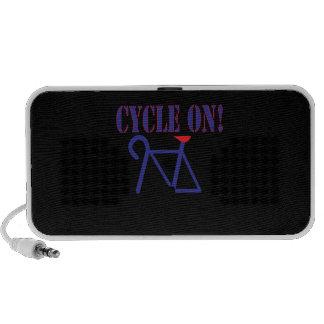 Cycle On 2 Travel Speaker