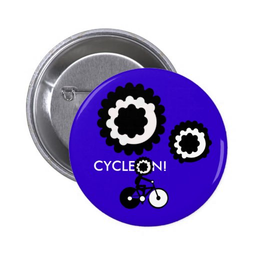 CYCLE ON Button(Blue)
