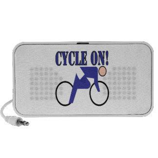 Cycle On Mini Speaker