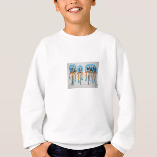 Cycle race sweatshirt