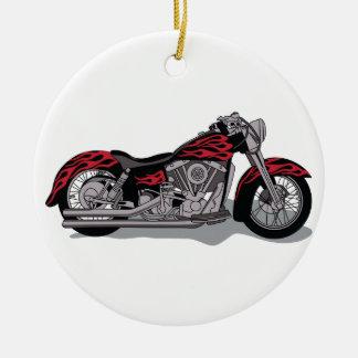 Cycle Round Ceramic Decoration