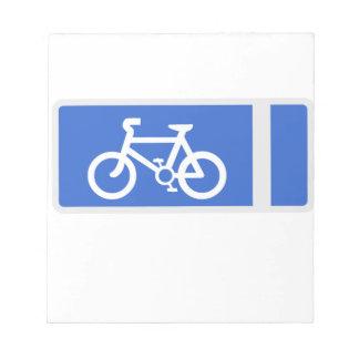 Cycle Symbol Notepad