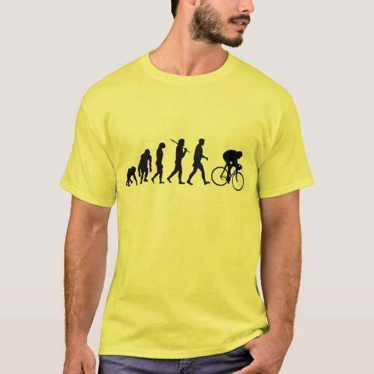 Cycle t-shirts for cyclists