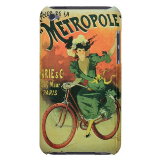 'Cycles de La Metropole', Marie & Co. (colour lith Barely There iPod Cover