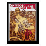 Cycles Perfecta Vintage Advertising  poster