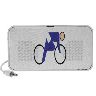 Cycling 2 speaker system
