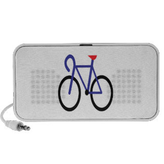 Cycling 3 iPod speaker
