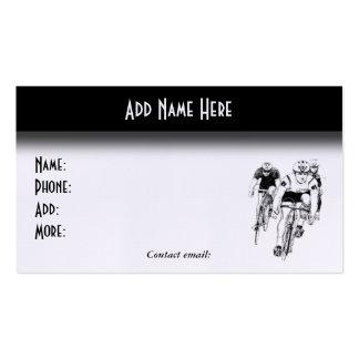 Cycling - Bike Business Card