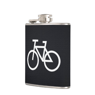 Cycling Bikes Minimal Hip Flask