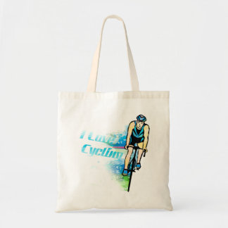 Cycling Budget Tote