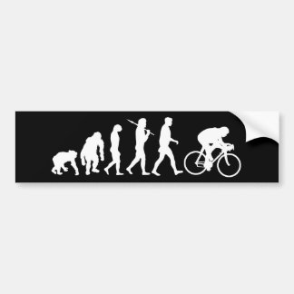 Cycling Cyclists pedal power Racing Bicycle gifts Bumper Sticker