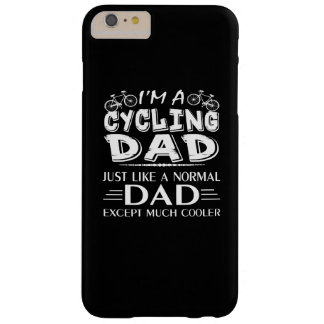 CYCLING DAD BARELY THERE iPhone 6 PLUS CASE