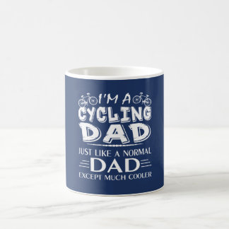 CYCLING DAD COFFEE MUG