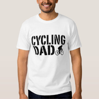 Cycling Dad T Shirts