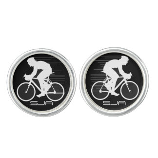 Cycling Design Cuff Links