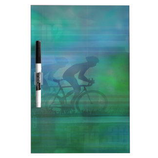 Cycling Design Dry Erase Board