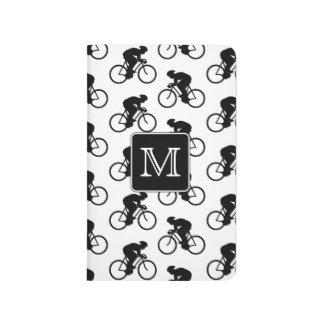 Cycling Design with Custom Monogram Journal