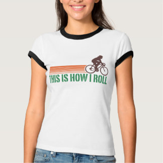 Cycling (female) T-Shirt