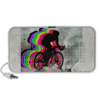 Cycling in the Clouds Travel Speakers