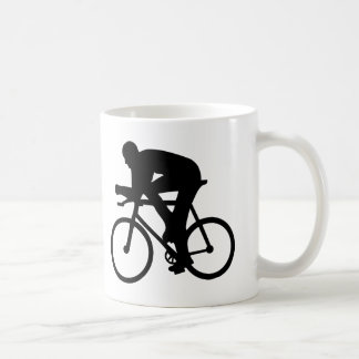 Cycling Classic White Coffee Mug
