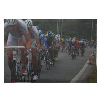 Cycling Placemat