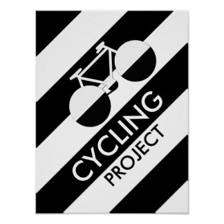 CYCLING PROJECT POSTER
