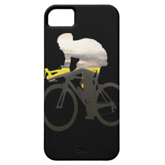 Cycling road cyclists 01 case for the iPhone 5
