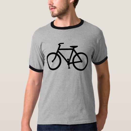 cycling silhouette T-Shirt