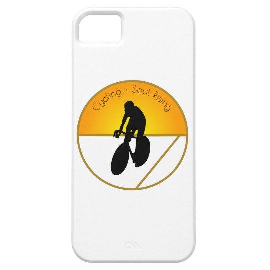 Cycling Soul Rising iPhone 5 Case