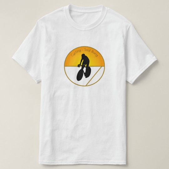 Cycling Soul Rising T-Shirt
