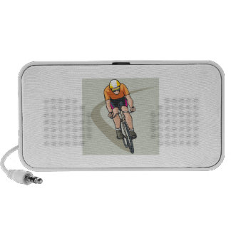 Cycling iPhone Speakers