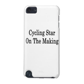 Cycling Star On The Making iPod Touch 5G Case