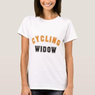 cycling widow T-Shirt