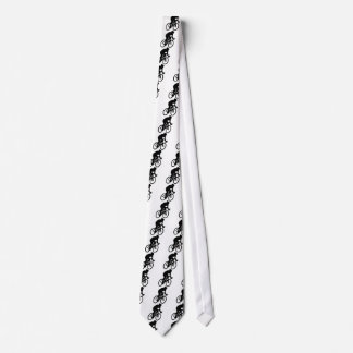 cyclist tour de france racing bike tie