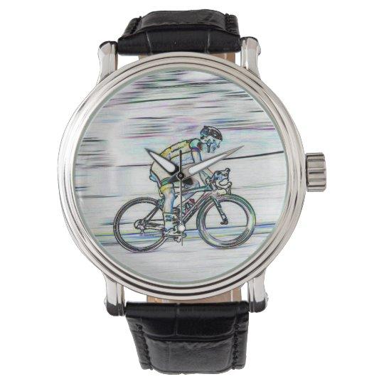 Cyclist watch