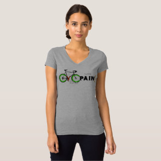 Cyclists Love Pain Women's T-shirt