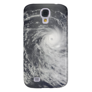 Cyclone Anja over the Southern Indian Ocean Galaxy S4 Case