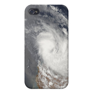 Cyclone Dominic off the shore of Western Austra Case For The iPhone 4
