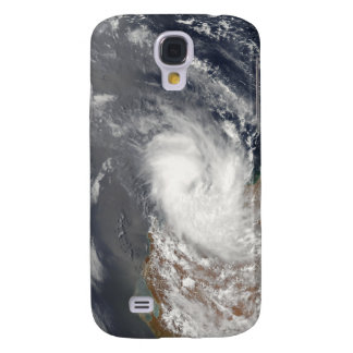 Cyclone Dominic off the shore of Western Austra Galaxy S4 Case