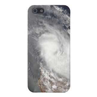 Cyclone Dominic off the shore of Western Austra iPhone 5 Case